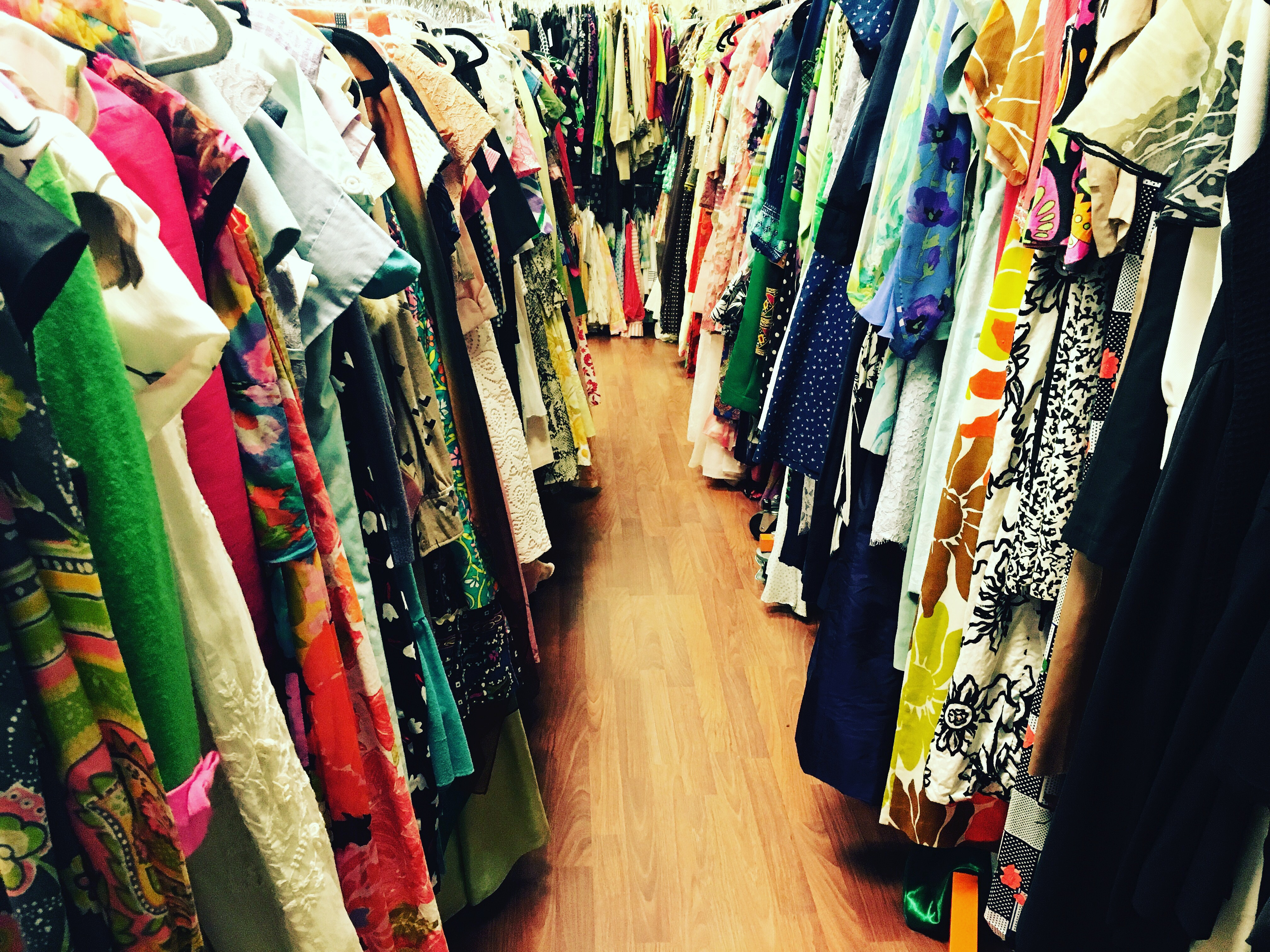 Vintage Clothing Showroom Sale: Where is it? What is it? When is it ...